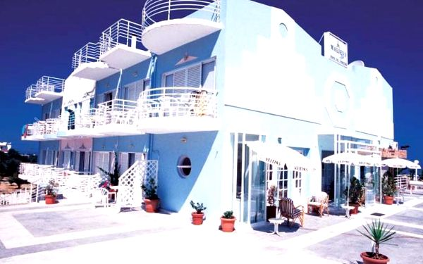 Comfort Malievi Aparthotel, Řecko, Kréta, 8 dní, Letecky, All inclusive, Alespoň 3 ★★★, sleva 25 %