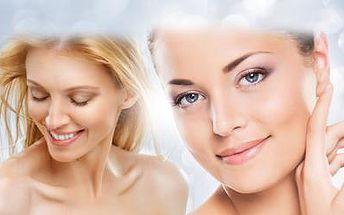 90minutové kompletní kosmetické ošetření pleti! Čištění, tonizace, peeling, barvení obočí i řas, masáž a další!