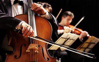 90minutový slavnostní koncert ve Smetanově síni Obecního domu v Praze
