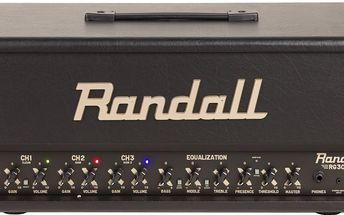 Kytarový tranzistorový zesilovač Randall RG 3003HE