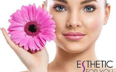 Kompletní kosmetické ošetření v salonu Esthetic For You