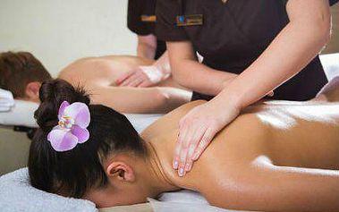Luxusní klasická thajská masáž PRO DVA