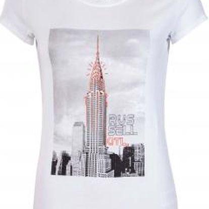 Dámské tričko TEE RA SPORT bílá
