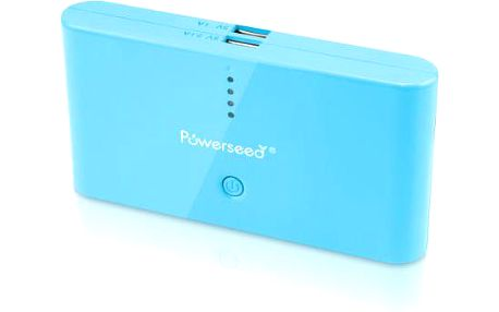 Powerbanka Powerseed PS-15000 blue