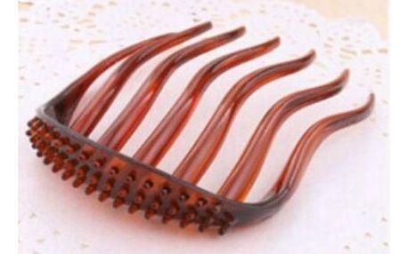 Hřebenová spona do vlasů pro objem
