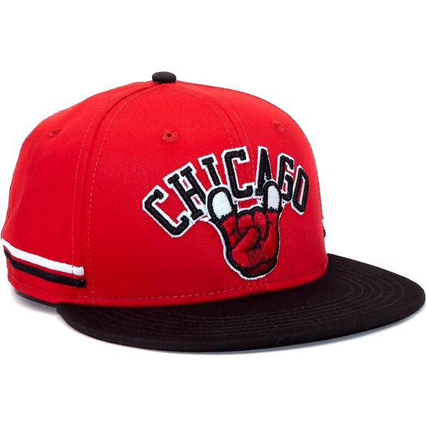 Kšiltovka Cayler & Sons Horns Red/Black/White Snapback