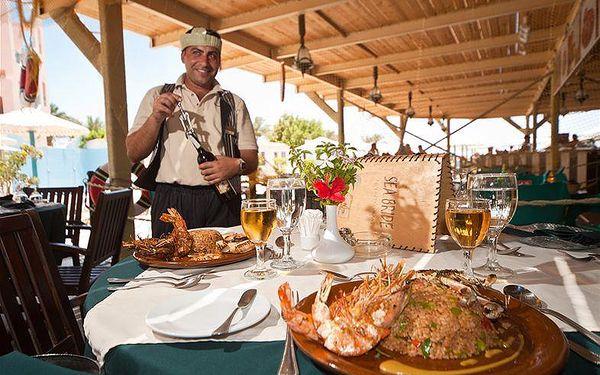 Minamark Resort & Spa, Egypt, Hurghada, 12 dní, Letecky, All inclusive, Alespoň 4 ★★★★, sleva 67 %