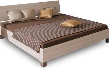 Dřevěná postel Cassanova, vhodná pro seniory