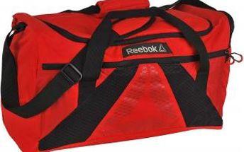 Sportovní taška Reebok OS MEDIUM GRIP červená