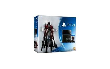 Konzole PlayStation 4 500 GB + Bloodborne (PS4)