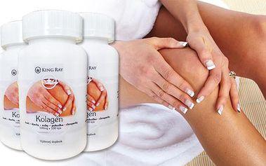 Přírodní kolagen pro krásnou pokožku a zdravé klouby