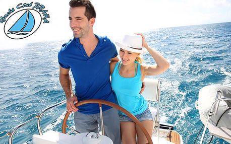 Kapitánský kurz na jachtě v Chorvatsku