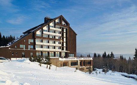 OREA Resort Horizont, Šumava a Pošumaví, Česká republika, vlastní doprava, snídaně v ceně