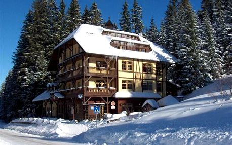 Hotel Modrava, Šumava a Pošumaví