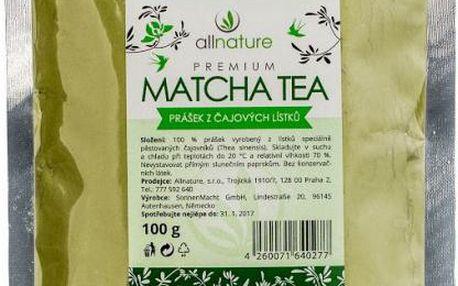 Japonský čaj Matcha 100 g - král mezi čaji!