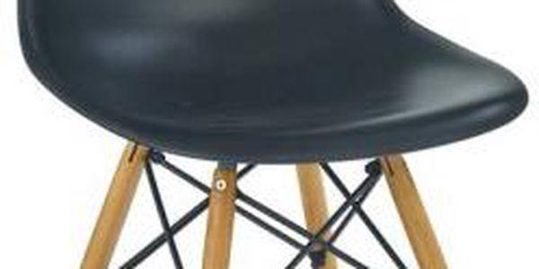 Jídelní židle K 153 (černá)
