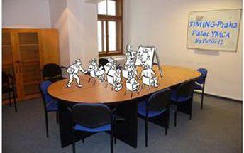 Interaktivní seminář o řízení podnikových rizik