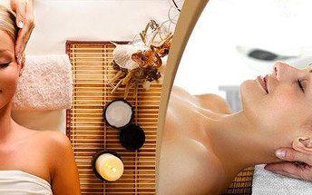 Antistresová masáž + prohřívání hřejivým rašelinovým polštářem = 75 minut relaxu a pohody