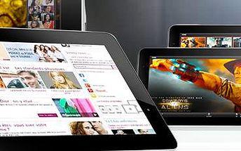 9palcový tablet: 4jádrový, Android 4.4, HDMI a Bluetooth.