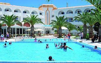 Tunisko, oblast Port El Kantaoui, doprava letecky, polopenze, ubytování v 4* hotelu na 13 dní