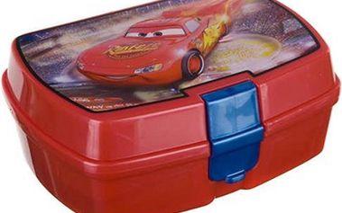 Svačinový box Cars