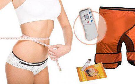 Saunovací šortky pro redukci celulitidy a úbytek v oblastech břicha, zadku a stehen v domácím prostředí, fitness centru apod.