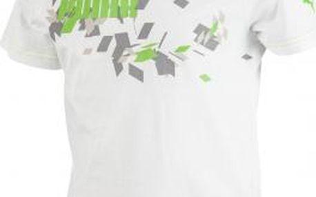 Dětské triko Puma GRAPHIC TEE bílá