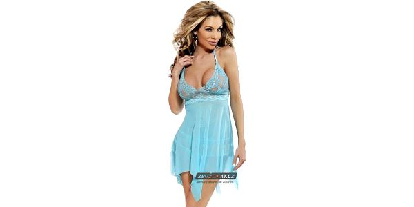 Sexy košilka s cípatou sukní Anastazia!