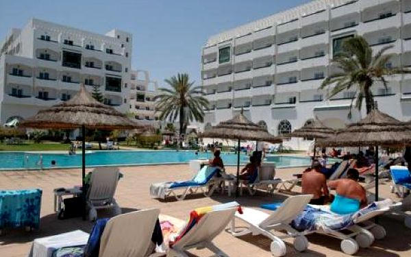 Tunisko, oblast Sousse, doprava letecky, all Inclusive, ubytování v 4* hotelu na 8 dní