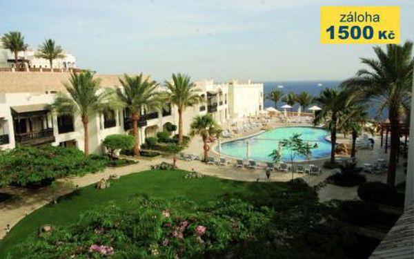Egypt, oblast Sharm El Sheikh, doprava letecky, all Inclusive, ubytování v 4,5* hotelu na 8 dní