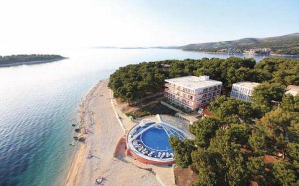 Chorvatsko, oblast Primošten, doprava autobusem, polopenze, ubytování v 3,5* hotelu na 10 dní