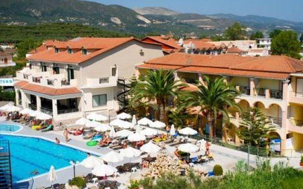 Řecko, oblast Zakynthos, doprava letecky, bez stravy, ubytování v 3* hotelu na 8 dní