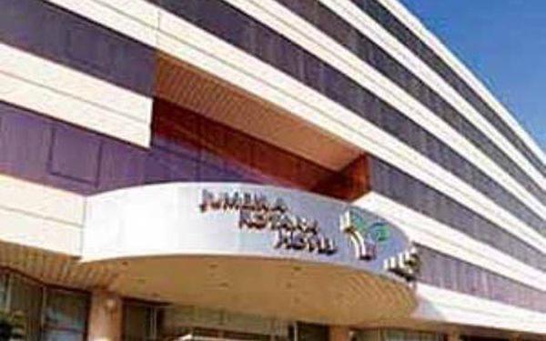 Spojené arabské emiráty, oblast Dubai, doprava letecky, snídaně, ubytování v 4* hotelu na 8 dní