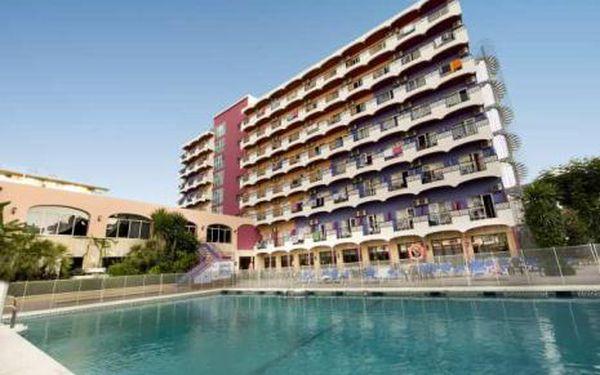 Španělsko, oblast Costa Del Sol, doprava letecky, polopenze, ubytování v 4* hotelu na 8 dní