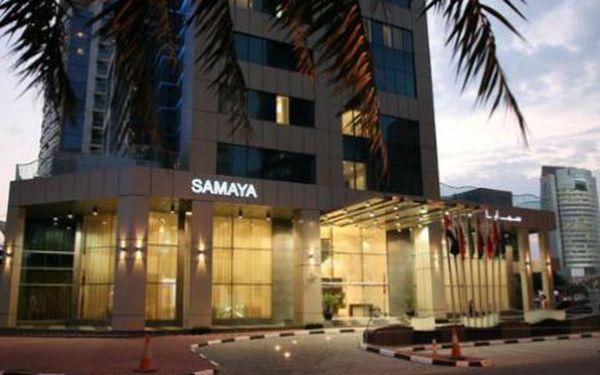 Spojené arabské emiráty, oblast Dubai, doprava letecky, snídaně, ubytování v 5* hotelu na 9 dní