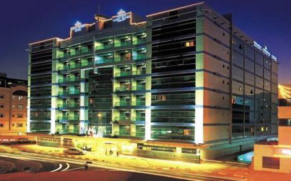 Spojené arabské emiráty, oblast Dubai, doprava letecky, polopenze, ubytování v 4* hotelu na 9 dní