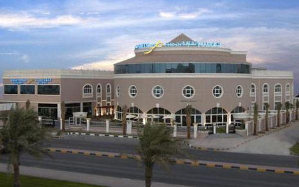 Spojené arabské emiráty, oblast Sharjah, doprava letecky, snídaně, ubytování v 3* hotelu na 8 dní