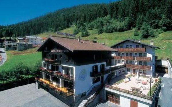 Itálie, oblast Alta Valtellina, doprava vlastní, polopenze, ubytování v 3* hotelu na 8 dní
