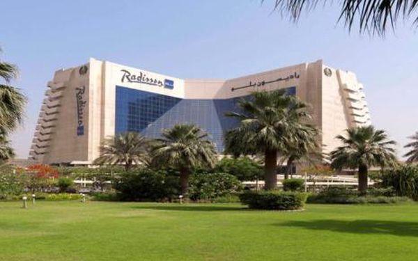 Spojené arabské emiráty, oblast Sharjah, doprava letecky, snídaně, ubytování v 4,5* hotelu na 8 dní