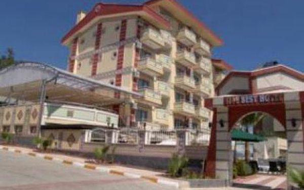 Turecko, oblast Side, doprava letecky, polopenze, ubytování v 3* hotelu na 8 dní