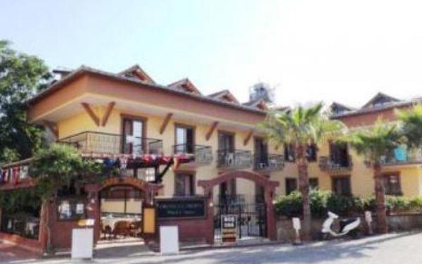 Turecko, oblast Kemer, doprava letecky, snídaně, ubytování v 3* hotelu na 8 dní