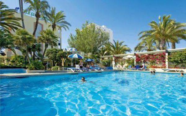 Španělsko, oblast Mallorca, doprava letecky, polopenze, ubytování v 4* hotelu na 8 dní