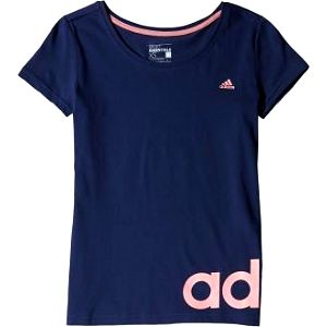 Dámské sportovní tričko ESSENTIALS LINEAR TEE