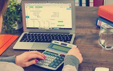 Daňová evidence - rekvalifikační kurz (prezenční) - od 13.4.