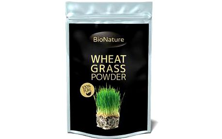 Hubnutí a detoxikace: 100% Zelená mladá pšenice