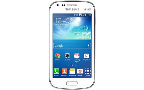Samsung Galaxy S Duos 2 (S7582) White