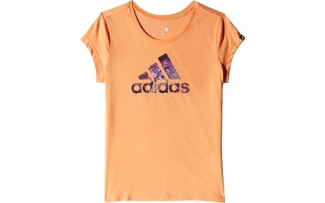 Dámské sportovní tričko NIGHTCITY TEE oranžová