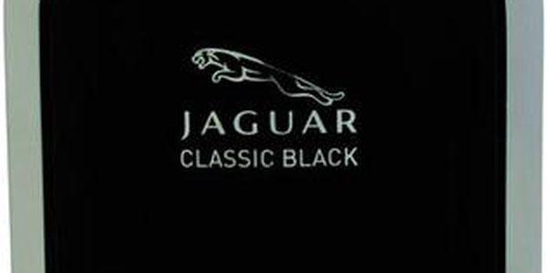 Toaletní voda Jaguar Classic Black 40ml EDT M