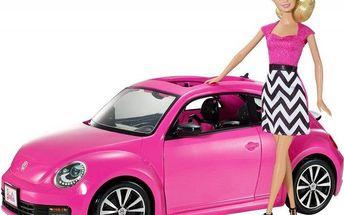 Barbie Panenka a Beetle