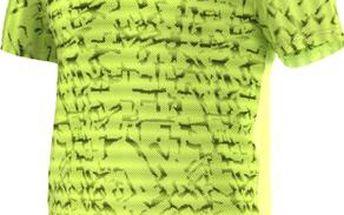 Pánské neonově zelené tričko Adidas Perfomance